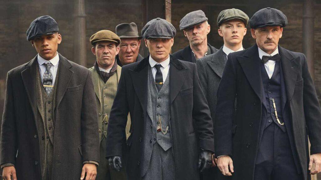 Peaky Blinders - migliori originals Netflix