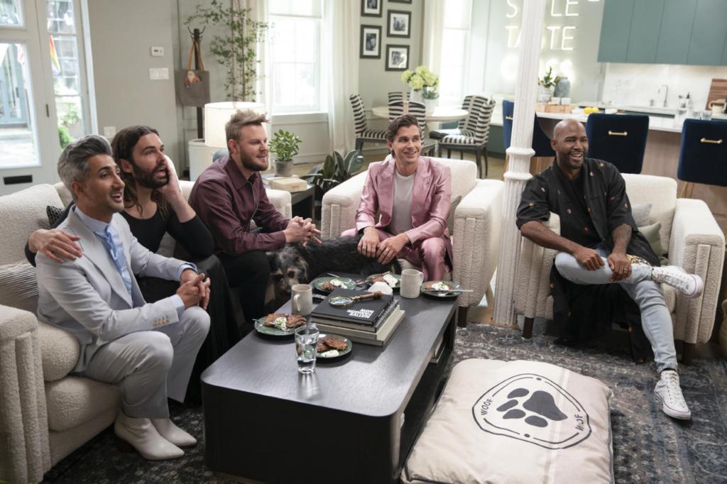 Queer Eye - novità Netflix giugno 2020