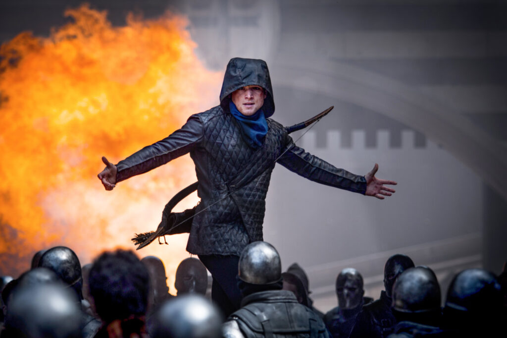 Robin Hood l'origine della leggenda - novità giugno 2020 NOW TV Sky On Demand