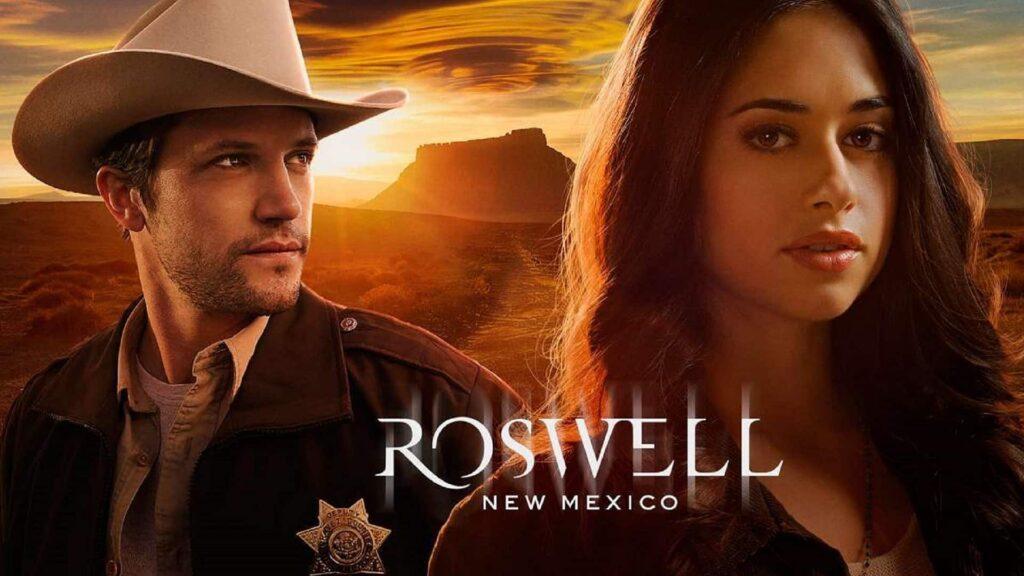Roswell New Mexico - novità Infinity TV giugno 2020