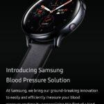 Samsung Health Monitor pressione sanguigna