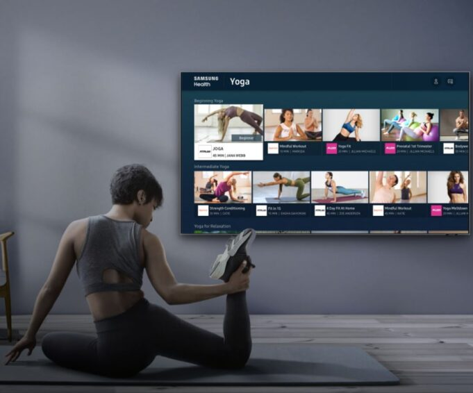 Samsung Health Smart TV 2020