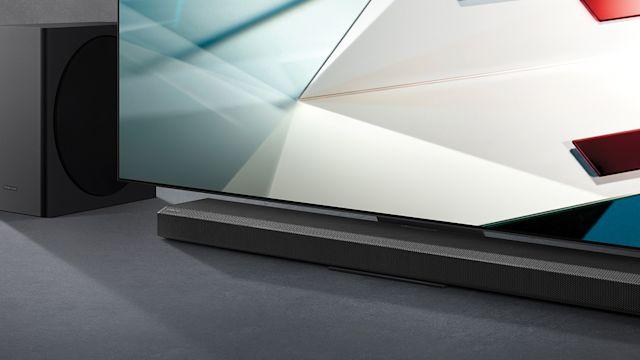 Samsung soundbar 2020 serie Q