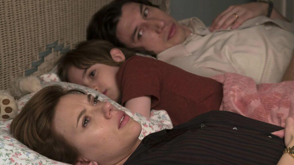 Storia di un matrimonio - migliori film Netflix