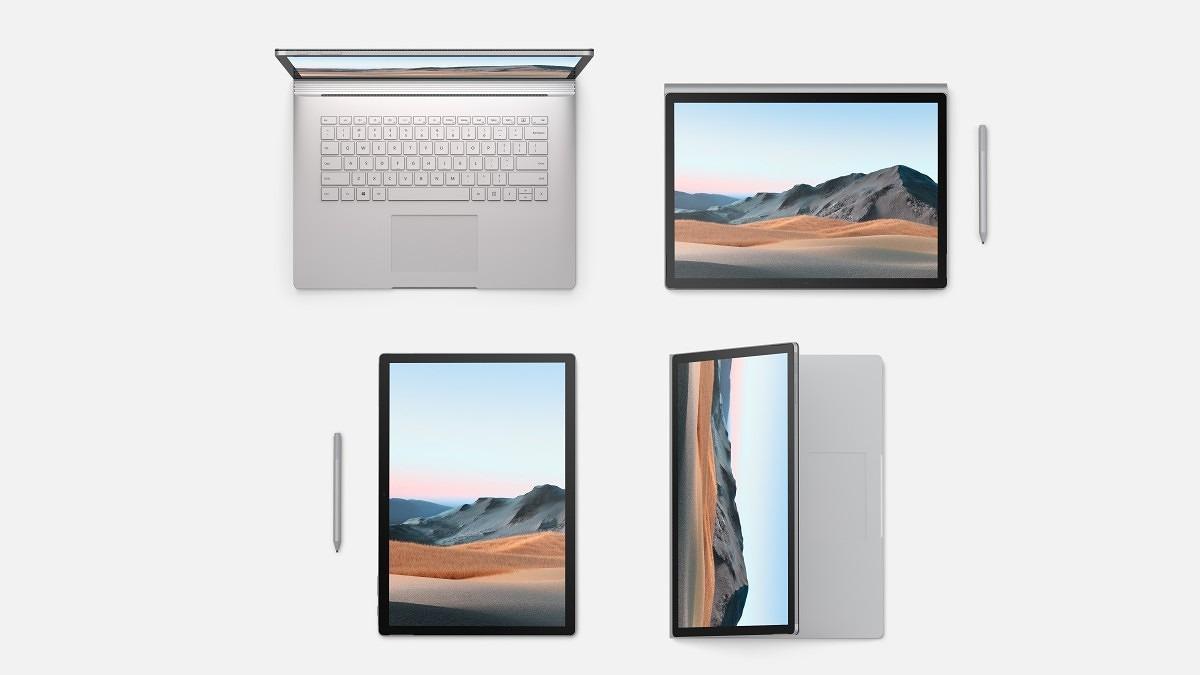 Microsoft Surface Book 3 e Headphones 2 sono ufficialmente disponibili in Italia 1
