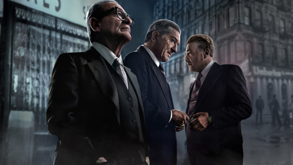 The Irishman - migliori film Netflix