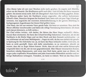 Tolino Vision 5