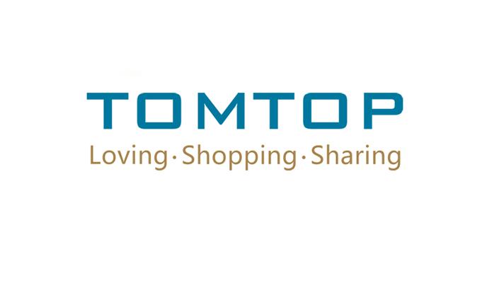 TomTop banner