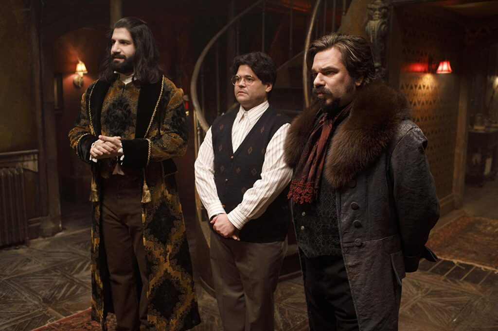 What we do in the shadows - novità maggio 2020 NOW TV Sky On Demand