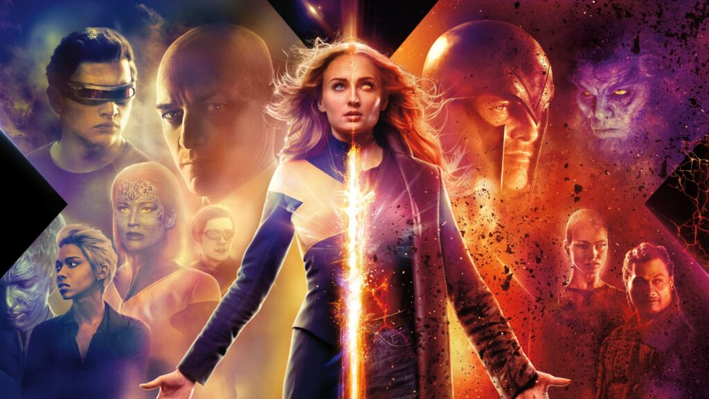 X-Men: Dark Phoenix - novità Disney+ giugno 2020