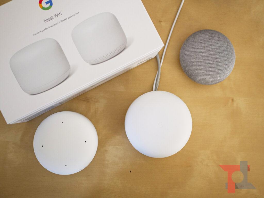 Google Nest WiFi sbarca in Italia: prezzi, specifiche e le nostre impressioni 2
