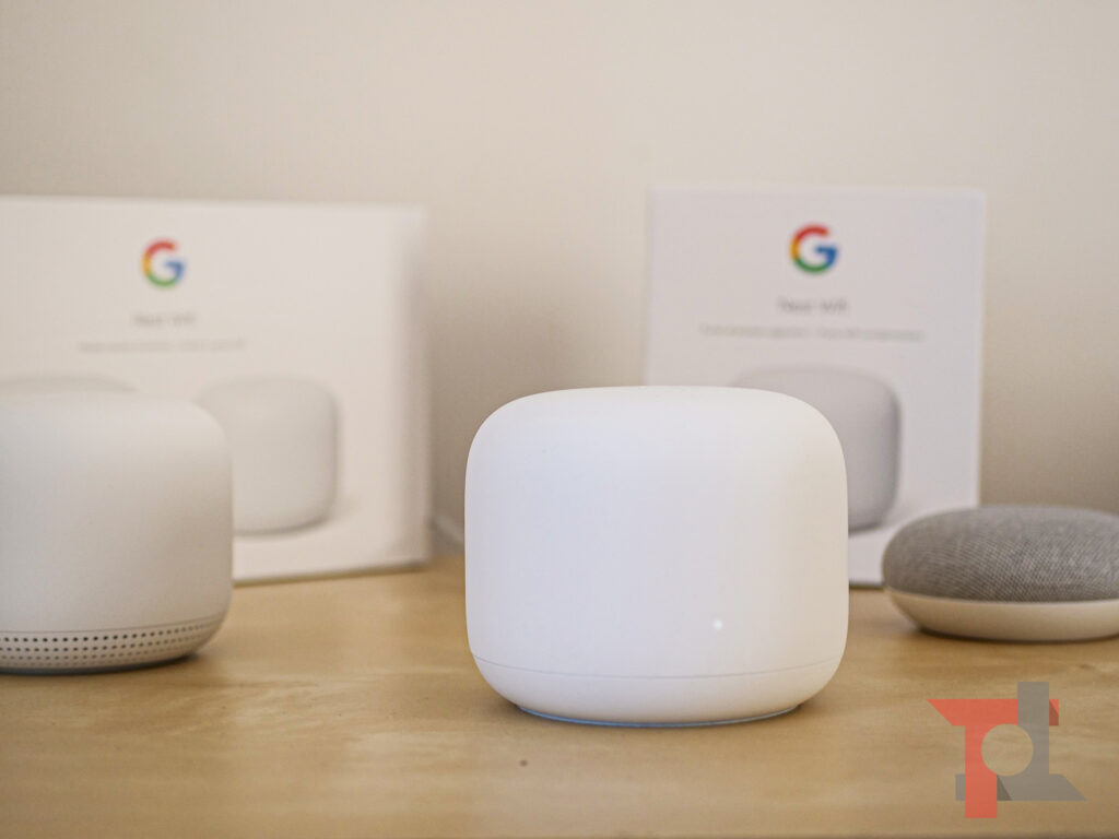 Google Nest WiFi sbarca in Italia: prezzi, specifiche e le nostre impressioni 1