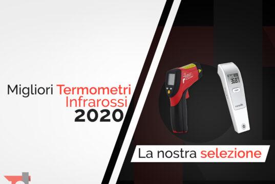 Migliori termometri infrarossi