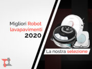 Migliori robot lavapavimenti