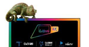 Panasonic Smart TV lativù 4K