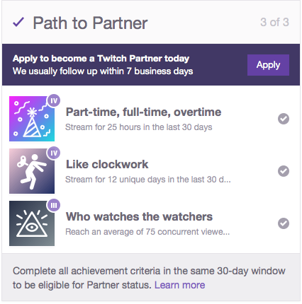 partner twitch