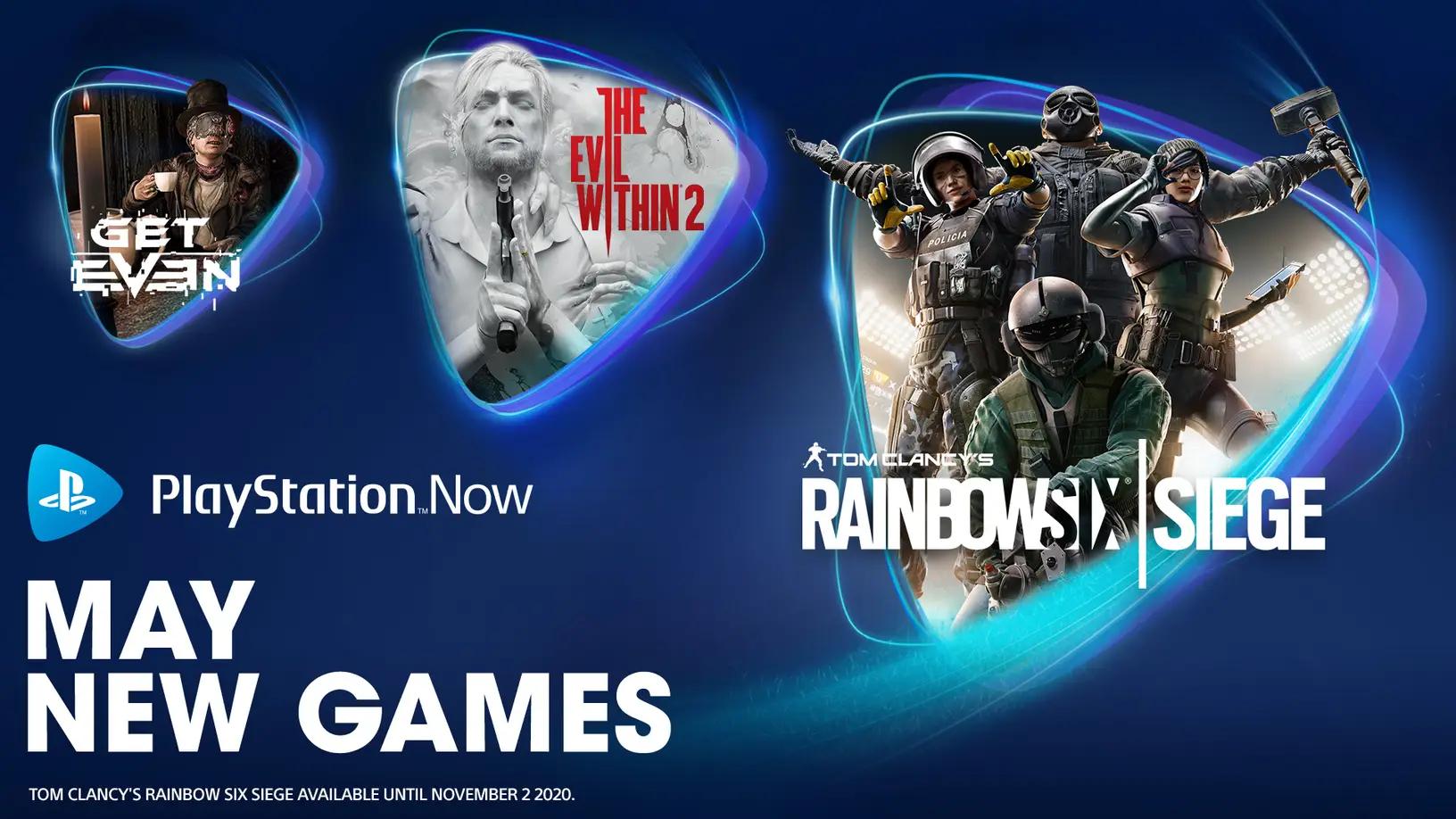 PlayStation Now giochi maggio 2020