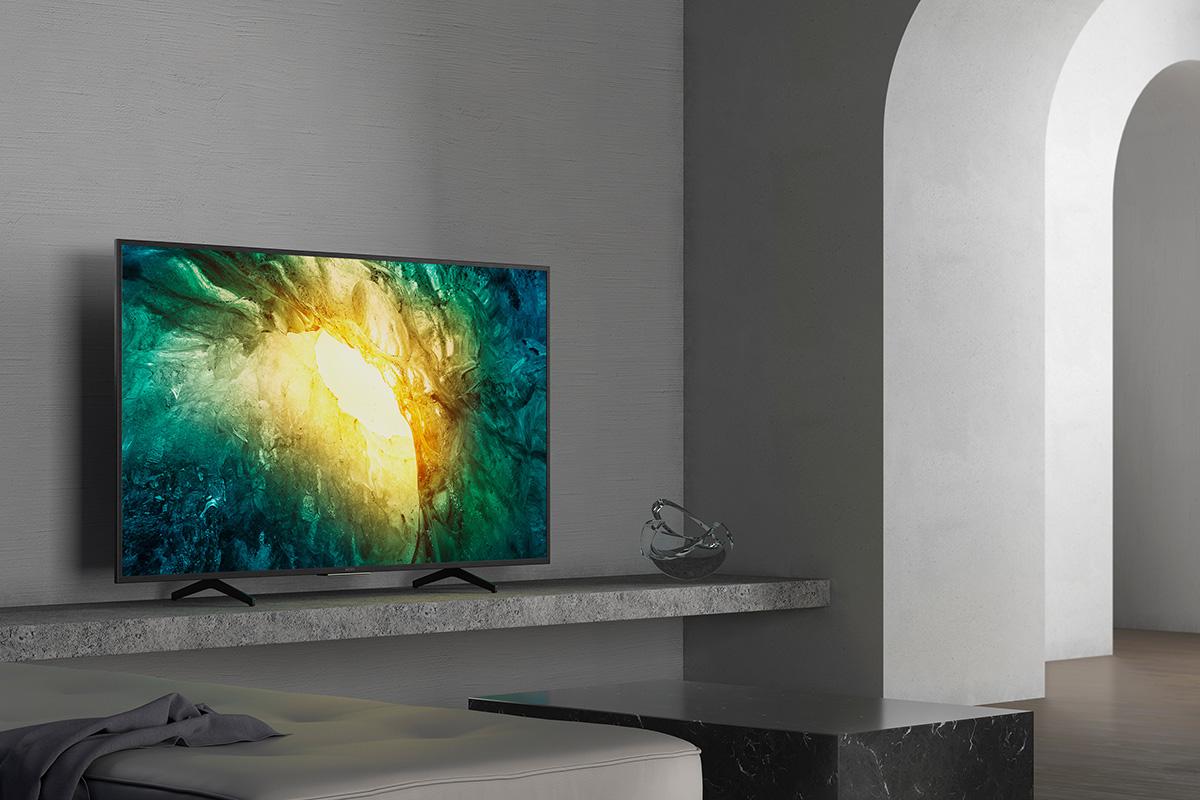 Ecco la nuova gamma di display professionali Sony Bravia