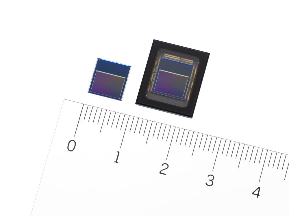 sony imx500 imx501 sensori immagine intelligenza artificiale