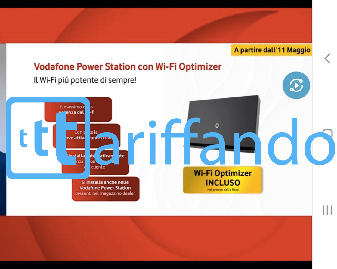 Vodafone WiFi Optimizer