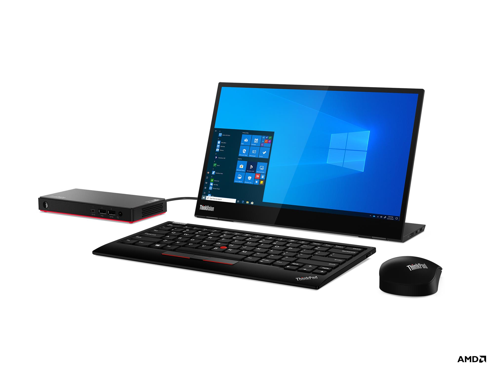 Lenovo ThinkCentre M75n