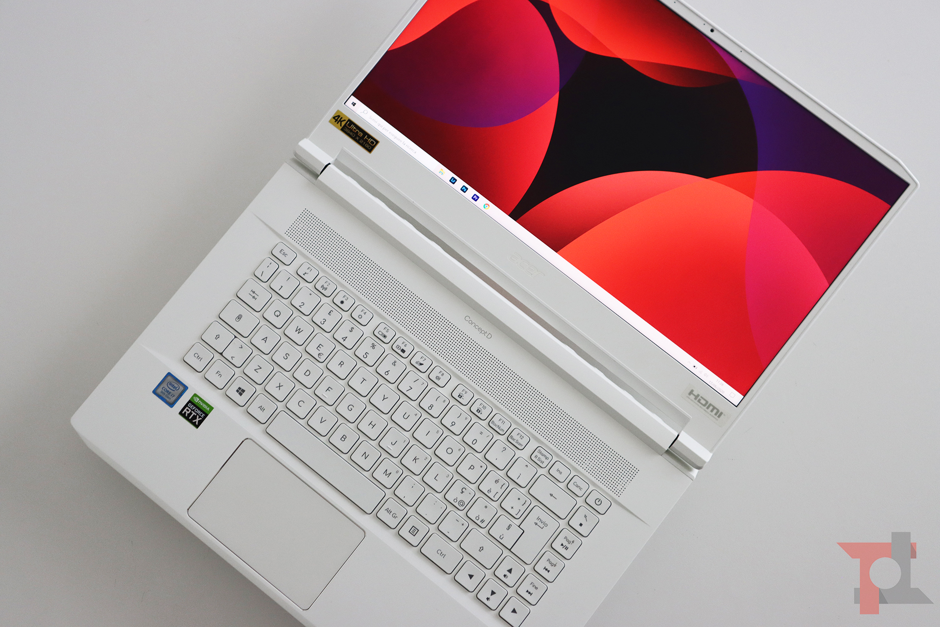 Acer ConceptD 7 design