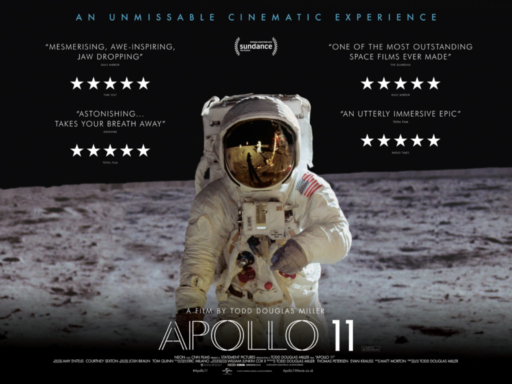Apollo 11 - migliori film Amazon Prime Video