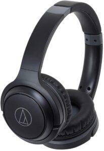 Audio Technica ATH-S200BTBK SonicFuel