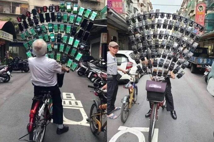 Chen San-yuan bici Pokémon GO