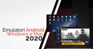 Emulatori Android