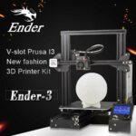 La stampante Creality 3D Ender-3X è in super offerta a meno di 200 euro 1