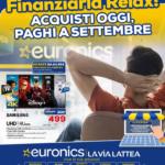 offerte volantino Euronics La Via Lattea