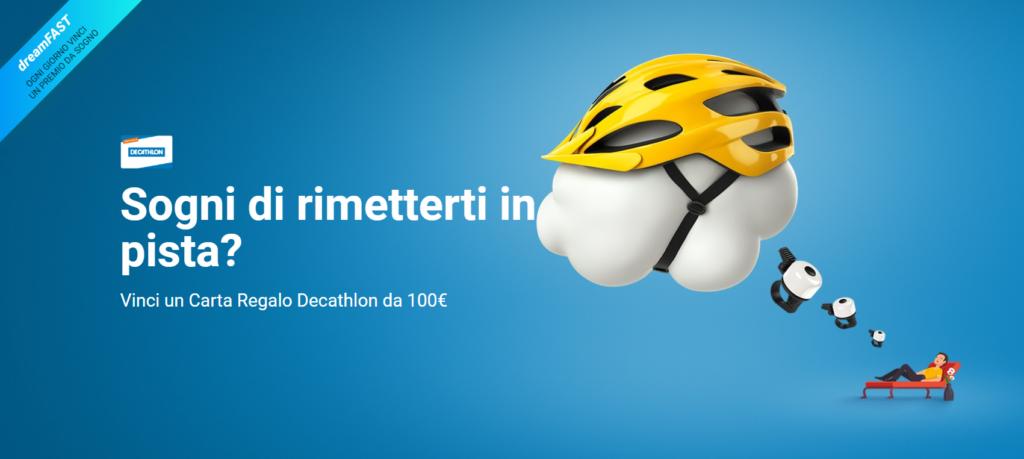 Fastweb LiveFast Decathlon