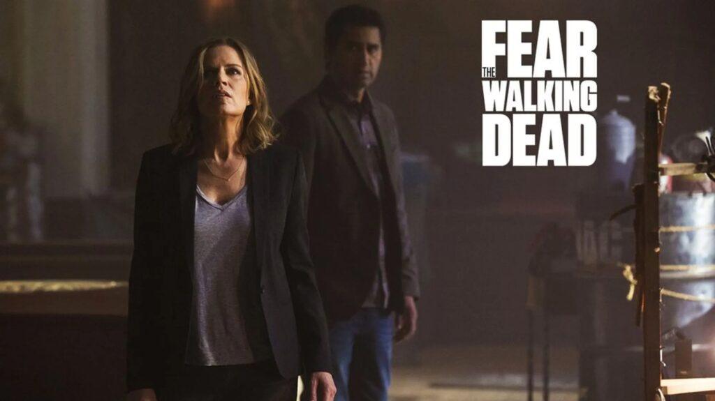 Fear The Walking Dead - migliori serie TV su Amazon Prime Video