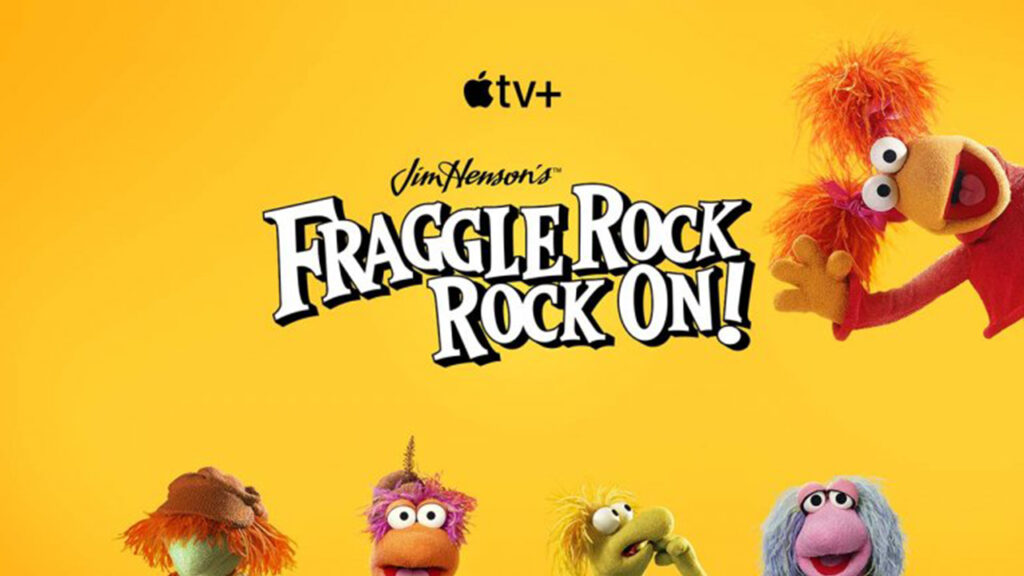 Fraggle Rock: Rock On! - novità Apple TV+ giugno 2020