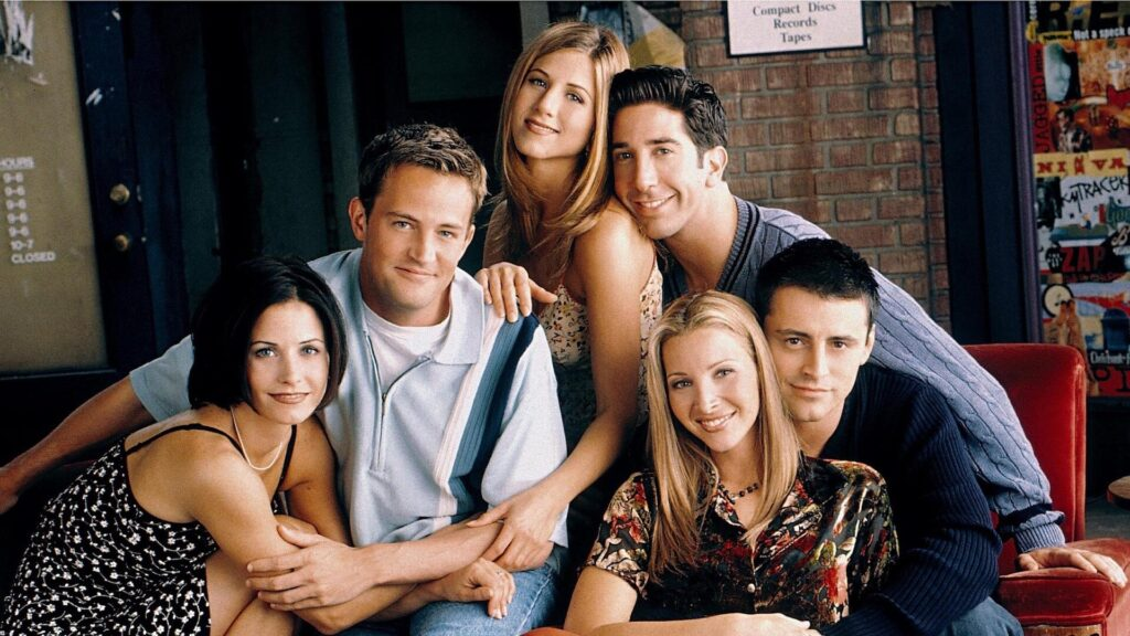 Friends - migliori serie TV su Amazon Prime Video