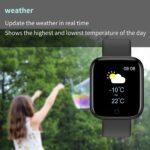 Costa solo 10 euro questo smartwatch, con una settimana di autonomia 5