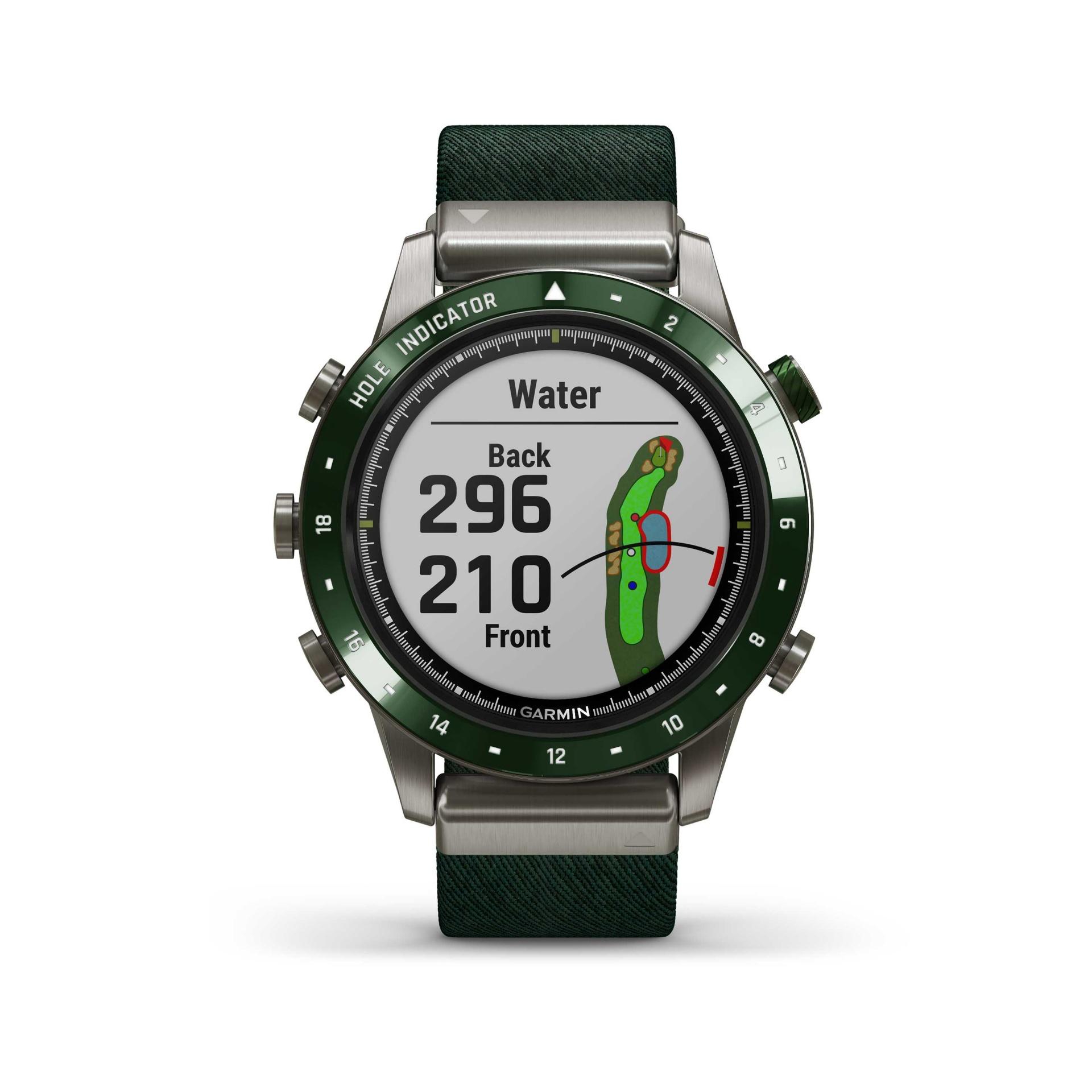 Garmin MARQ Golfer è lo smartwatch perfetto per ogni golfista 1