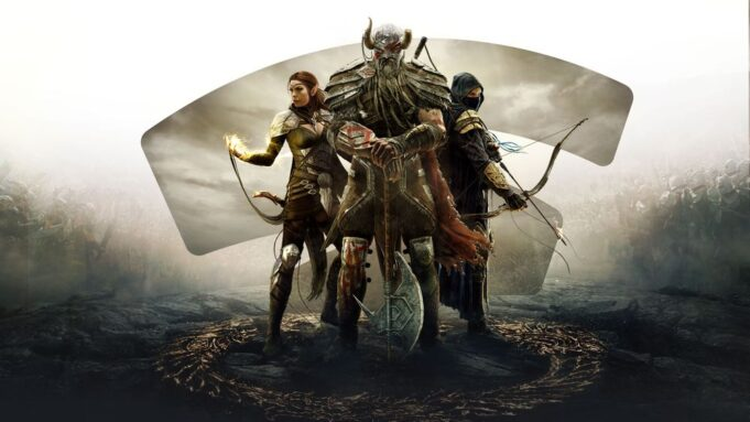 Google Stadia The Elder Scrolls Online