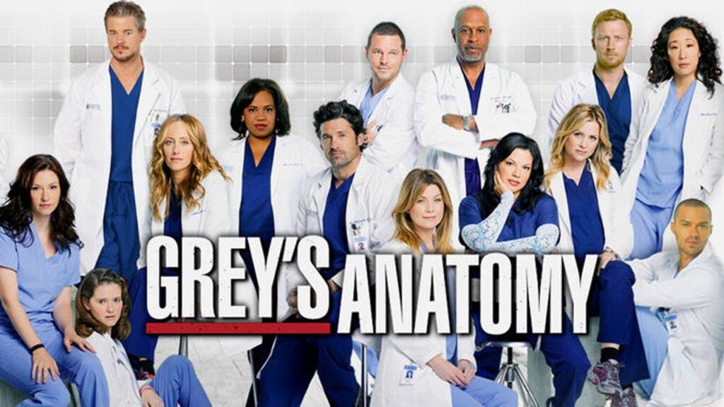 Grey's Anatomy - migliori serie TV su Amazon Prime Video