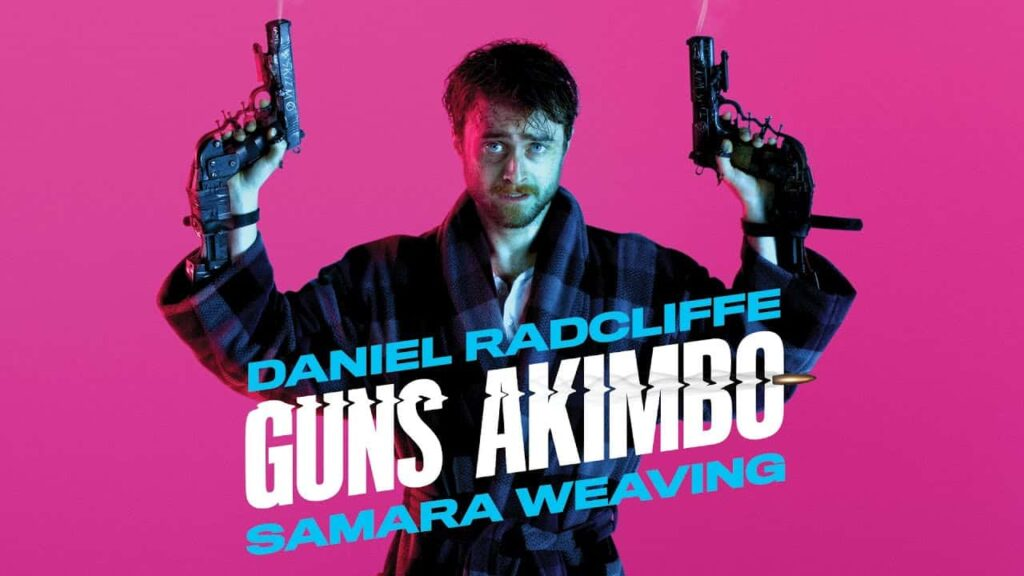 Guns Akimbo - migliori film Amazon Prime Video