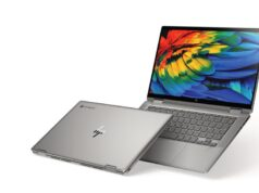 HP Chromebook x360 14c