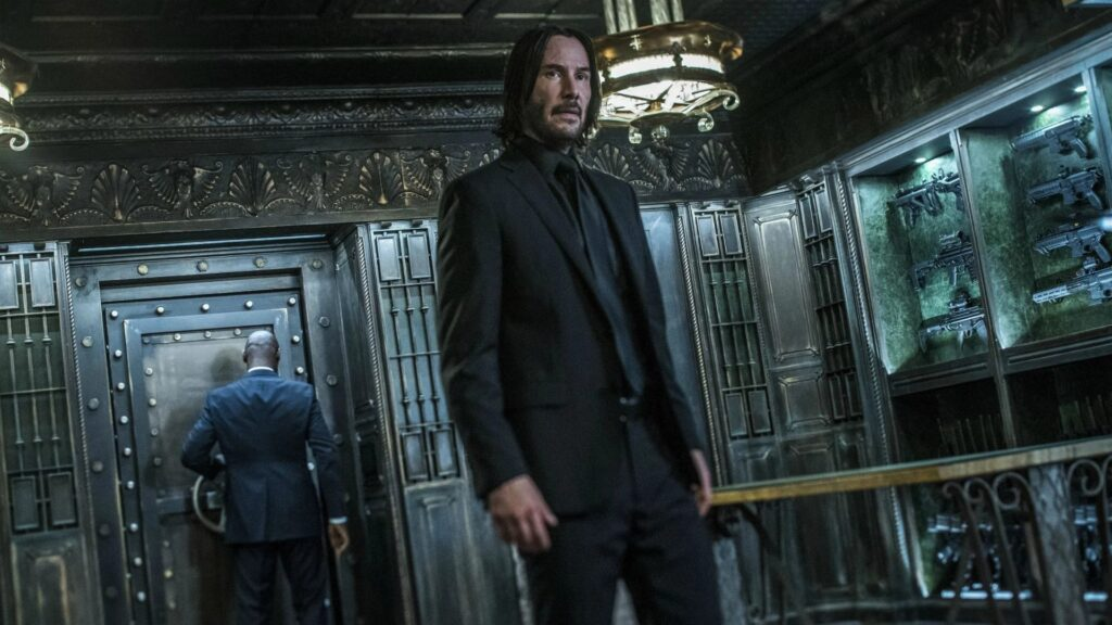 John Wick 3 - Parabellum - migliori film Amazon Prime Video
