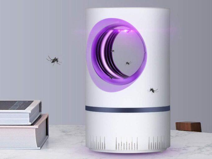 Lampada anti zanzare