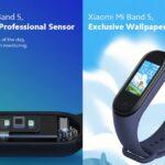Xiaomi Mi Band 5 è già in preordine a un prezzo davvero niente male 5