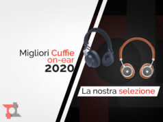 Migliori cuffie on-ear