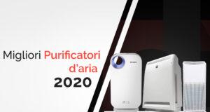 Migliori purificatori d'aria