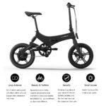 Questa bici elettrica pieghevole è in offerta con un codice sconto esclusivo 1