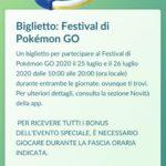 Il Pokémon GO Fest 2020 sta per arrivare: ecco tutti i dettagli 3