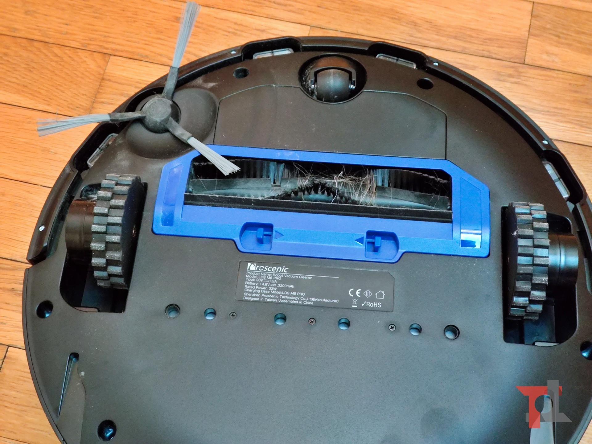 Recensione Proscenic M6 Pro, un aspirapolvere robot che promette davvero bene 1